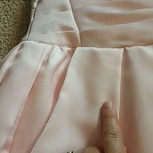 Jasmine Dresses - Jasmine Custom Maternity bridesmaid dress w/shoes